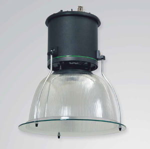 Hallentiefstrahler / LED / Für Lagerhallen / Oberflächenaufbau