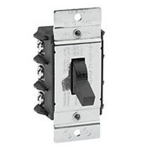 Drehschalter / einpolig / elektromechanisch - 90572 - Leviton