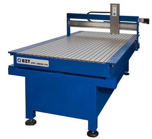 CNC-Fräsmaschine / 3-Achs / universell / Brücken / für Aluminium