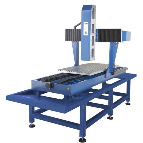 CNC-Fräsmaschine / 3-Achsen / universell / Brücken PFX 1500 BZT Maschinenbau GmbH