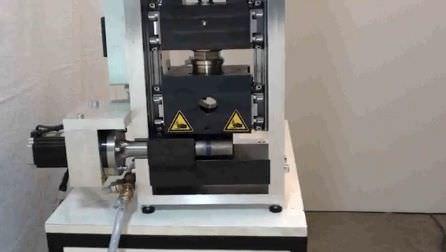 pneumatische Presse / Form