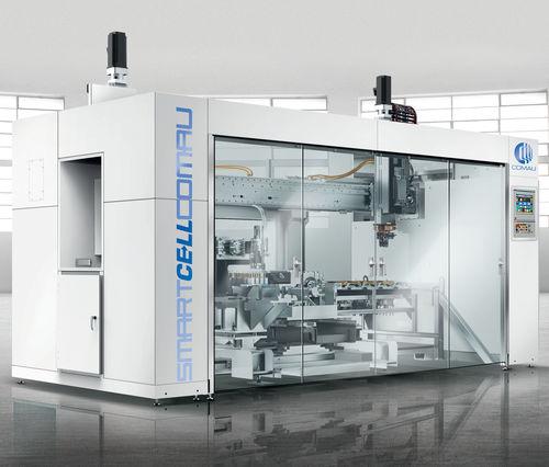 automatische Montagemaschine / für Industrieanwendungen / flexibel