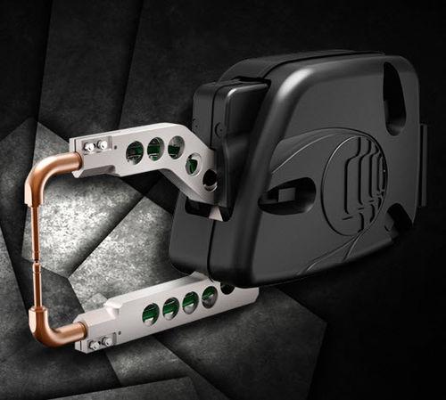 Punktschweiß-Pistole / automatisch / kompakt / leichtgewichtig