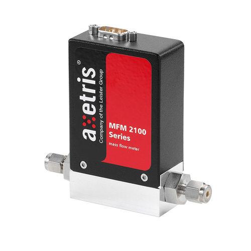 Massendurchflussmesser / thermisch / für Gas / autonom