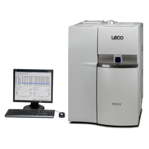 Kohlenstoffanalysator / Silica / TOC / Kristallisation RC612 LECO