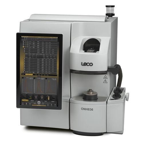 Sauerstoffanalysator / Stickstoff / Wasserstoff / Konzentration