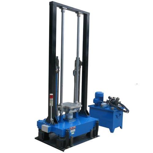 Stoß-Prüfstand / zur Beschleunigungsmessung / mechanisch max. 400 kg | SS series  ASLi (China) Test Equipment Co., Ltd