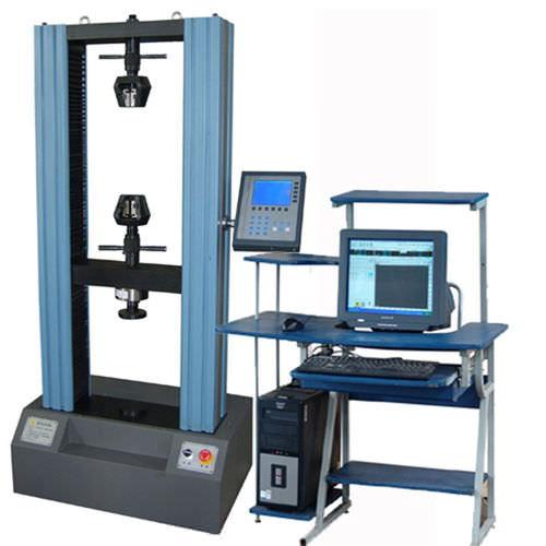 Zugkraft-Prüfmaschine / vertikal / elektromechanisch