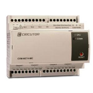 Analysator für Stromnetz / Leistung / Spannung / integrierbar