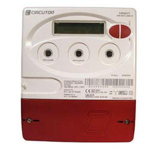 Elektrischer Energiezähler / 3-Phasen / mit LCD-Display / Multifunktion