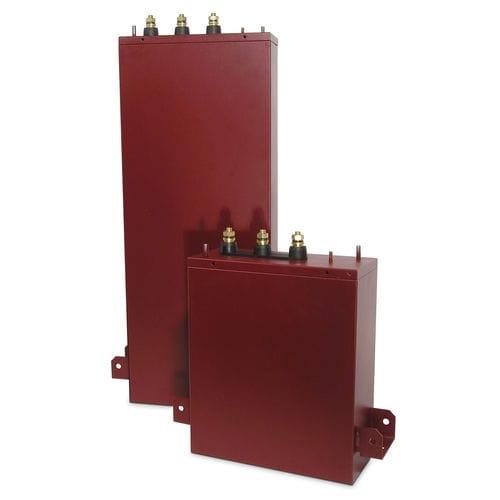 verkapselter Kondensator / Leistung / 3-Phasen / PFC