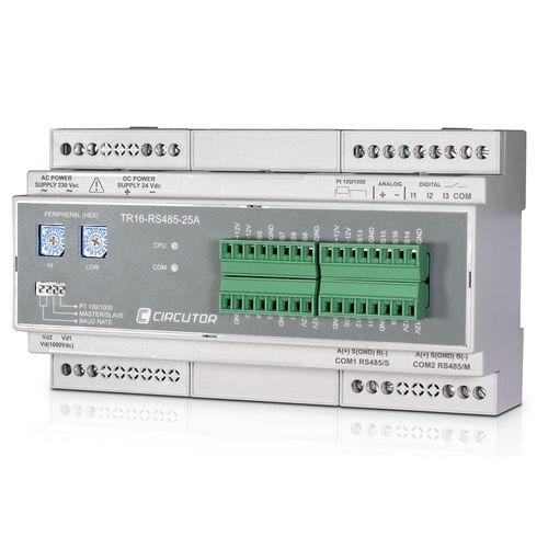 Gleichstromnetz-Analysator / Leistung / integrierbar / mit integriertem Temperaturregler