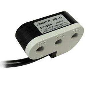 Stromtransformator / verkapselt / 3-Phasen / für Stromnetz