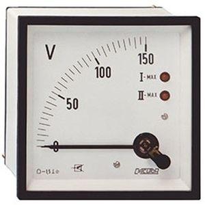 analoges Multimeter / für Schalttafeleinbau / 60 A / DC