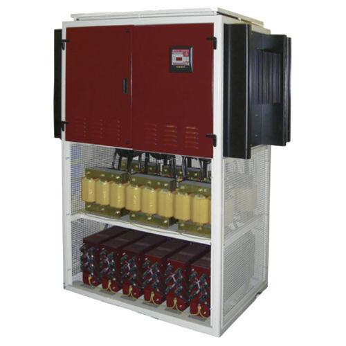 automatische Kondensatorbatterie / Niederspannung / Oberschwingungs-Induktoren