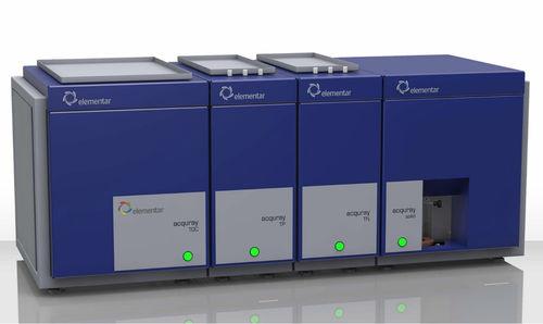 TOC-Analysator / Konzentration / modular / Labor acquray Series Elementar