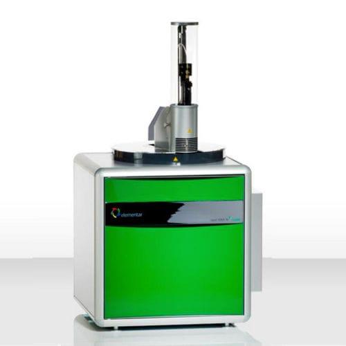 Stickstoffanalysator / Flüssigkeit / Proteine / Konzentration rapid MAX N exceed Elementar