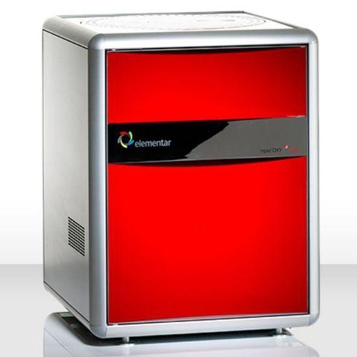 Sauerstoffanalysator / Temperatur / Benchtop / automatisch