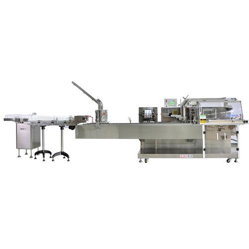 Vertikaler Kartonierer / für die Kosmetikindustrie / für Milchprodukte / für Süßwaren Jornen Machinery Co., Ltd.