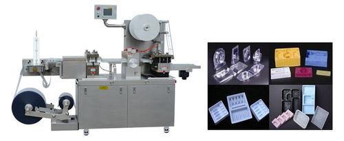 Rollen-Thermoformmaschine / für Verpackung / automatisiert / kompakt DPP260R Jornen Machinery Co., Ltd.