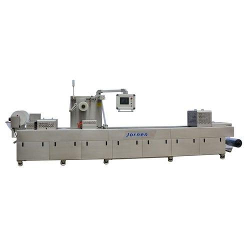 Rollen-Thermoformmaschine / für Verpackung / automatisiert / Vakuum DFP320/420/520 Jornen Machinery Co., Ltd.