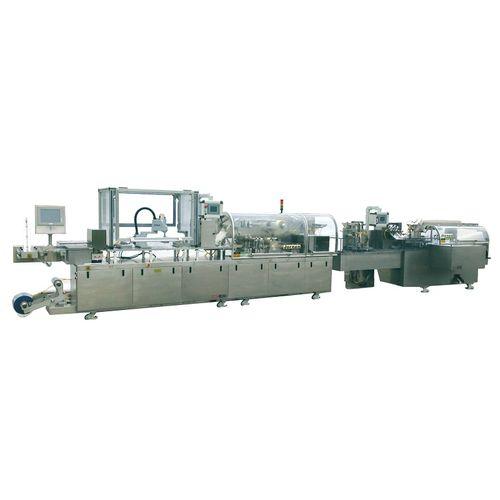 Verpackungsanlage für Fläschchen / Blister DPP260L-ZH180 Jornen Machinery Co., Ltd.