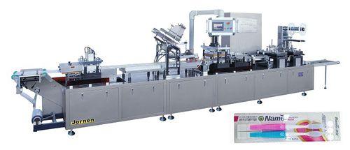 Rollen-Thermoformmaschine / für Verpackung / automatisiert DPP350 Jornen Machinery Co., Ltd.
