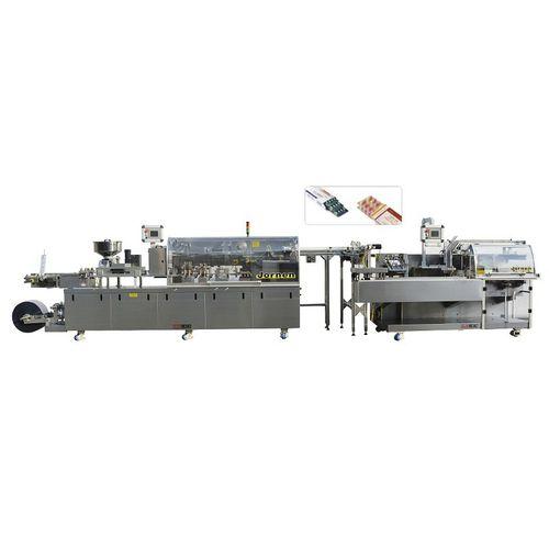 Blisterverpackungslinie DPP260Ki -ZH120 Jornen Machinery Co., Ltd.