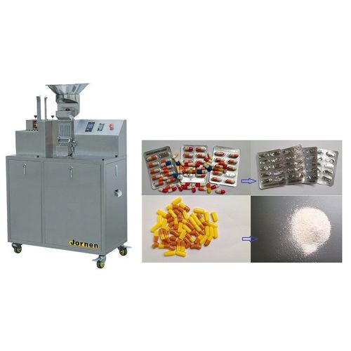 Entblistermaschine DRM800 Jornen Machinery Co., Ltd.
