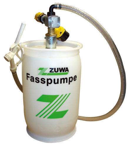 Pumpe für Biodiesel / für Diesel / elektrisch / selbstansaugend