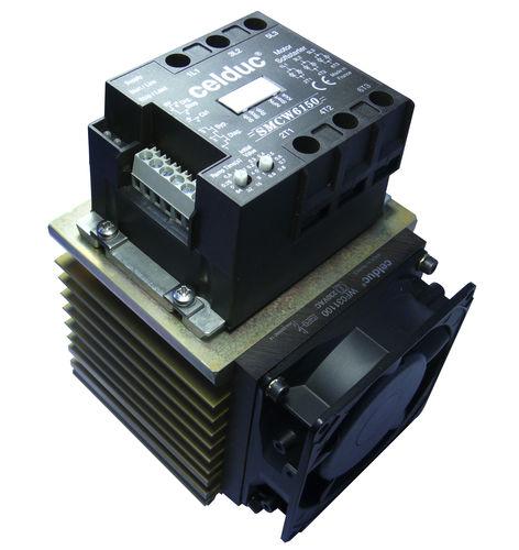 Motor Sanftanlauf / statisch / 3-Phasen / AC - SMCV, SMCW series ...