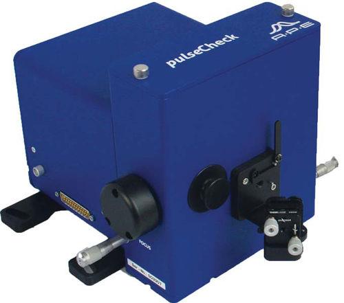 Autokorrelator 150 fs - 150 ps | pulseCheck USB series A.P.E