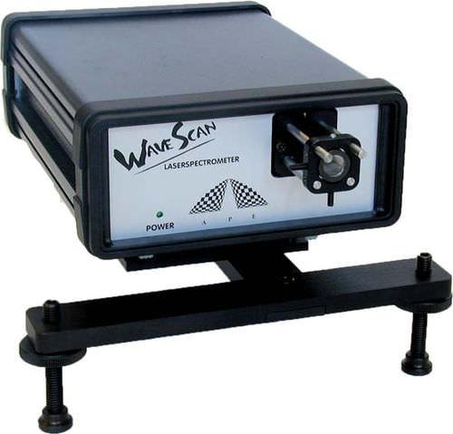 Optischer Spektrometer / CCD / hochauflösend / faseroptisch waveScan A.P.E