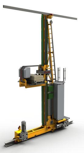 vertikales automatisches -Lagersystem - Cassioli