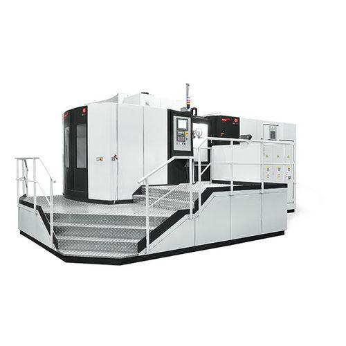 5-Achsen-Bearbeitungszentrum / 4-Achsen / horizontal / Hochpräzision SIP SPC series Starrag
