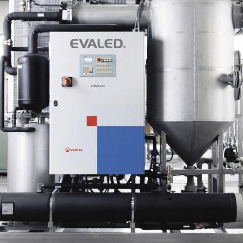 Vakuumverdampfer - EVALED® Evaporators industrial wastewater treatmen
