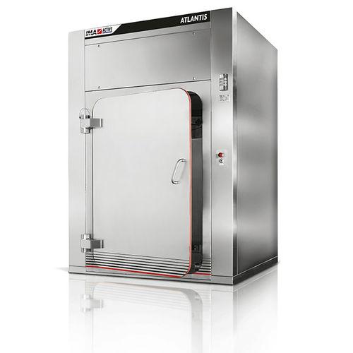 Waschsystem mit Trockner / Wasser / automatisch / für Pharmaindustrie