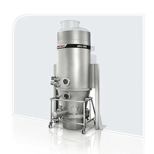Wirbelschichttrockner / Chargen / Granulatoren / kompakt