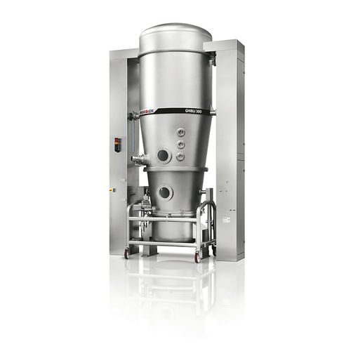 Wirbelschichttrockner / Chargen / für Kunststoffgranulat / Granulatoren