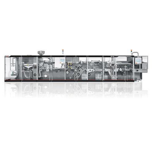 Blister-Verpackungsmaschine / automatisch / horizontal / Tabletten