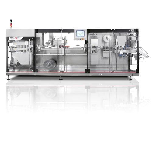 automatische Verpackungsmaschine / Spritzen / für die medizinische Industrie