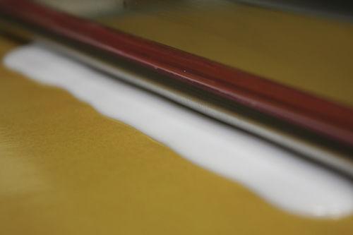 doppelseitiges Klebeband / PVC / für elektrische Anwendungen / Folie