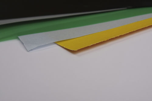 doppelseitiges Klebeband / aus Acryl / für Industrieanwendungen