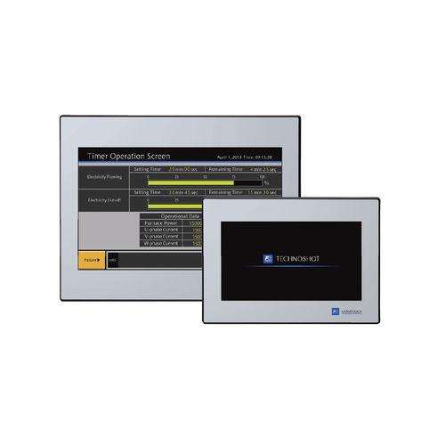 LCD-Bildschirm / einbaufähig