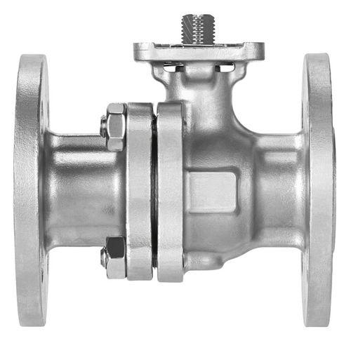 Ventil mit schwimmend gelagerter Kugel / Hebel / elektrisch / pneumatisch