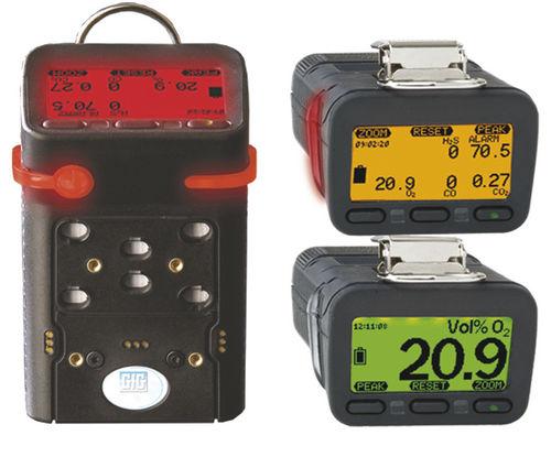 Multigas Detektor / für brennbare Gase / Giftgas / NDIR Microtector II G460 GfG - Gesellschaft für Gerätebau