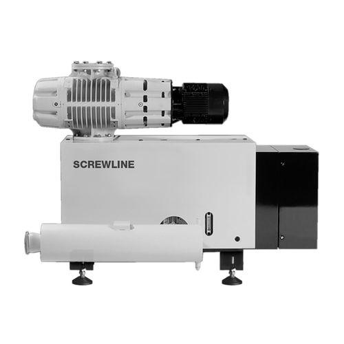 Vakuumaggregat mit Unterdruckverstärker / mit Trockenpumpe / für Industrieanwendungen / ölgedichtet