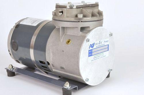 Membran-Vakuumpumpe / geschmiert / einstufig