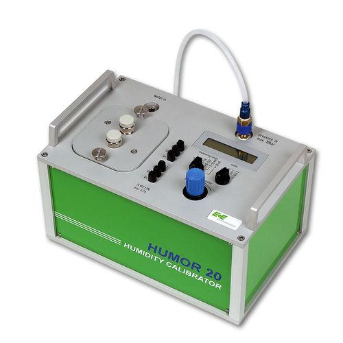 Feuchtigkeitsgenerator mit Eichsystem
