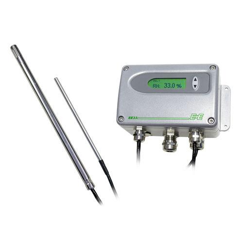 Relativ-Feuchtetransmitter / plug-in / für Prozessanwendungen / mit Temperaturmessung
